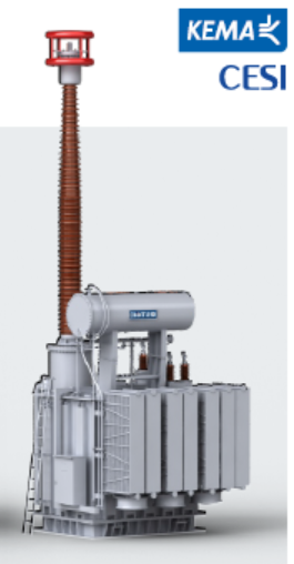 Oil-immersed Transformer (up to 750kV)
