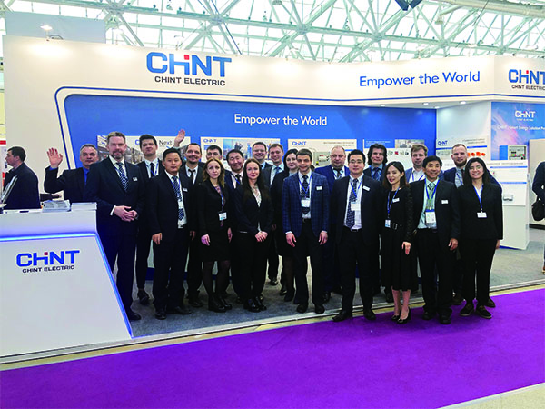 CHINT Smart Energy Solution at ELEKTRO-2019 in Russia