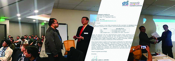 CHINT LV Products Finally Received the Import Waiver by DTI