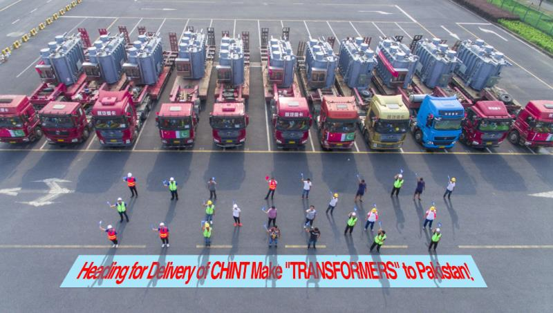 Heading to Pakistan, a 30-year new journey of CHINT transformers