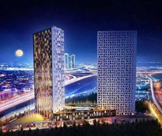 Wanda Mandarin Istanbul Hotel project of CHINT Turkey successfully launched
